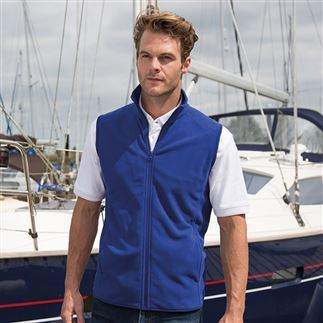 Core microfleece gilet